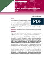 Límites de la democracia electoral en el Paraguay