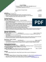 sarah phillips - resume