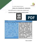 Informe Proyecto socioeducativo