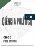 Apostilha de Ciência Politica