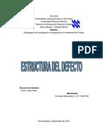 Estructura Del Defecto1