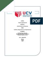 Monografia de Diseño Organizacional
