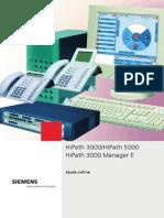 Manual HP3000