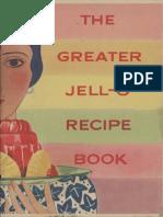The Great Jell-O Recipe Book
