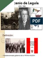2 Ppt Oncenio de Leguia 1919-1930