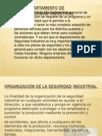 Departamento de Seguridad Industrial