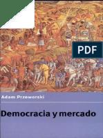 156274089 Democracia y Mercado