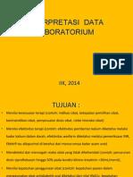 Interpretasi Data Laboratorium