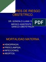 22. Factores de Riesgo Obstétricos (1)