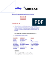Tutorial Lisp Leccion 4