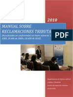 Manual Reclamaciones Tributarias