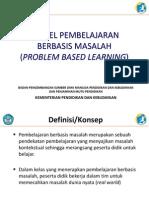 2.2.2 Problem Based Learning Kurikulum 2013