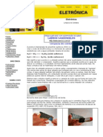Como Limpar Componentes Eletronicos