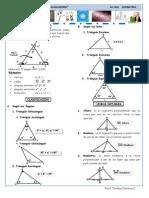 5 Triangulos Propiedades Basicas