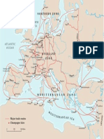 Medieval Trade Routes