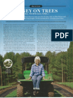 How to Grow Money on Trees - O Magazine, June 2013