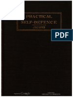 Practical Self Defence (2.0) - William J. Jacomb 1918