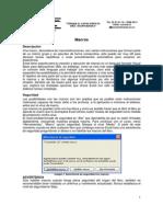 Excel Avanzado Macros 1