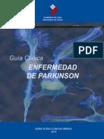 Parkinson - Guia Clínica MINSAL