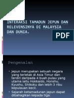 19360458 Interaksi Tamadun Jepun Dan Relevensinya Di Malaysia Dan