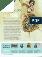 The Ticking Clock Syndrome - O Magazine, October 2013