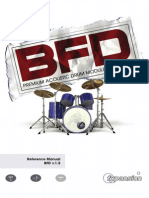 BFD Manual English