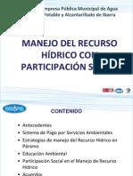 Utpl Hidraulica 2011 Manejo Recurso Hidrico Participacion Social