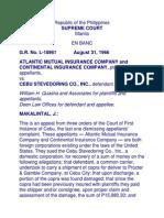 122-Atlantic Mutual Inc. vs. Cebu Stevedoring