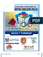Base Scona Matic 2014