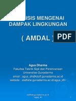 AMDAL (Presentation)