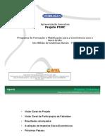Apresentação Aerton Paiva - Projeto Cisternas