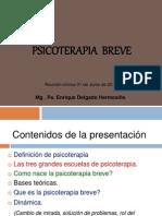 Presentación Psicoterapia Breve
