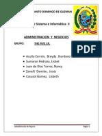 Administracion y Negocio Expo 2