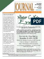 San Diego Art Institute Journal Nov/Dec 2013