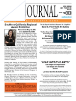 San Diego Art Institute Journal Mar/Apr 2012