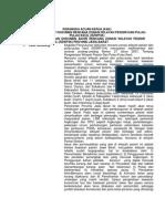 KAK Penyusunan Dokumen Akhir RZWP3K Jabar