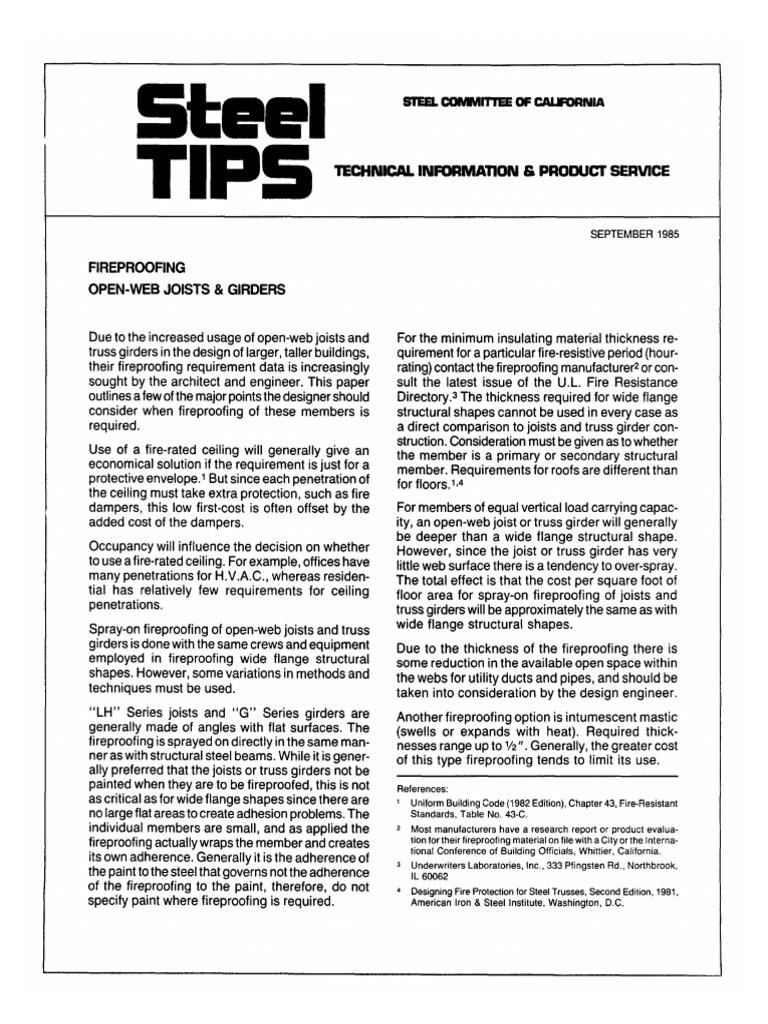 Steel tips committee of california parte 2 sheet metal beam steel tips committee of california parte 2 sheet metal beam structure fandeluxe Image collections