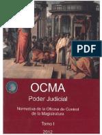 Compendio Normativo OCMA