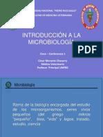 Clase 1 Introducción a La Microbiología