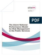 Alarm National Performance Model