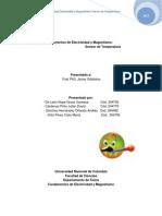 Proyecto Final Fundamentos de Electricidad y Magnetismo