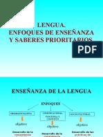 Power Enfoques Lengua