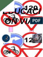 6 Educación Vial