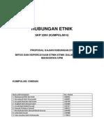 HUBUNGAN ETNIK (1)