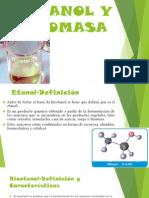 Etanol, Biomasa y Sustentabilidad