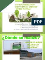 Presentacion Proyecto Socioeducativo 1.1