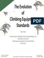 Standards Evolution Talk Fri Am