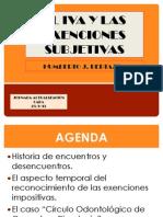 Bertazza - IVA y Exenciones Subjetivas 9-2013