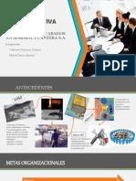 Auditoría Administrativa- Acabados en Marmol y Cantera s.a.