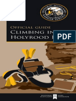 Holyrood Park Climbing Guide